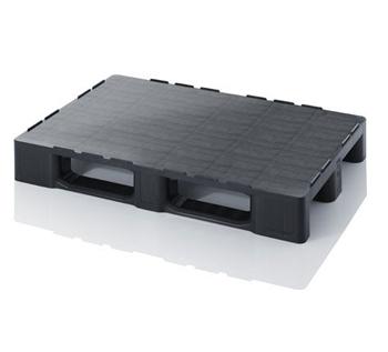 Euro Standard Size Pallets - D 1208