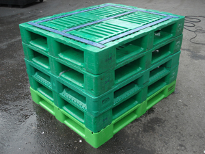 Plastic Pallets Purchased - Plastic Pallets