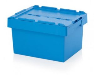 NESTING CONTAINERS WITH LIDS