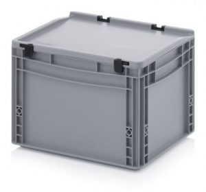 Euro Containers with lids
