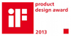 iF Packaging Design award logo